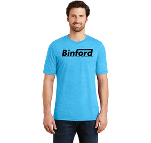 Binford Tools Don't Need Instructions Mens Short Sleeve Tri-Blend Shirt