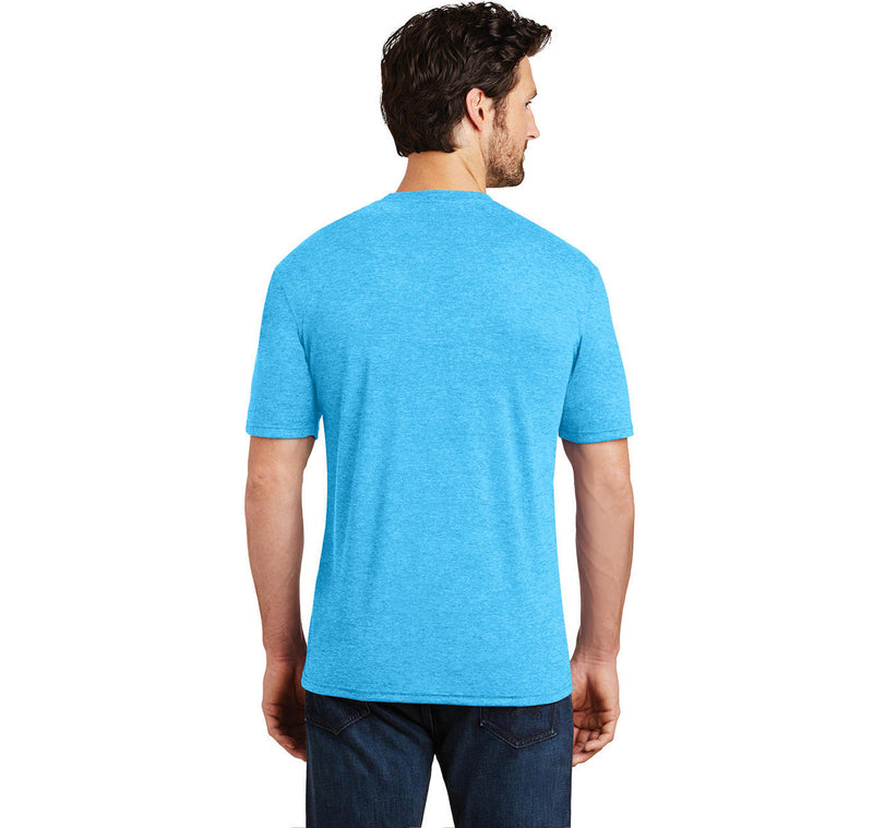 Don't Be A Richard Mens Short Sleeve Tri-Blend Shirt
