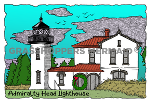 Admiralty Head Lighthouse (#X2)