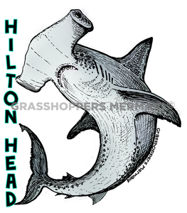 Hammer Head Shark (#Z18)
