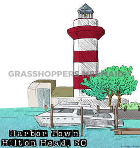 Harbor Town Lighthouse (#D18)