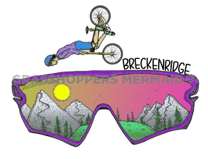 Mountain Bike Glasses (#J6)