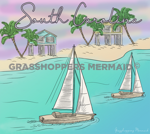 Sails and Stilts (#J9)