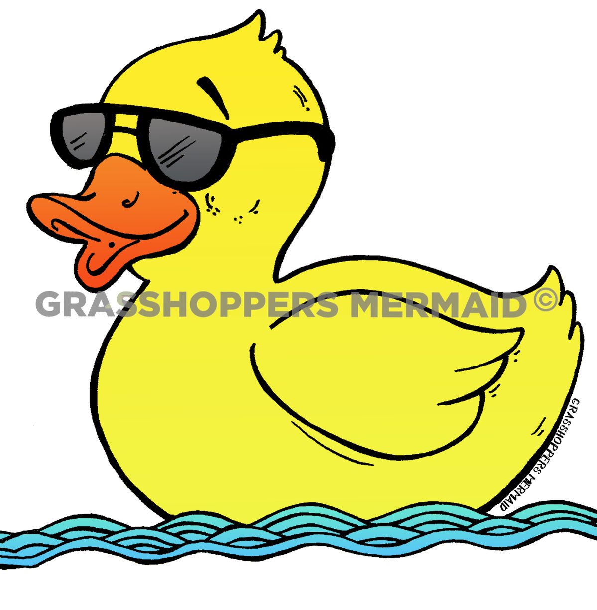 Rubber Ducky (#D19)
