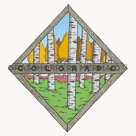 aspen colorado sticker