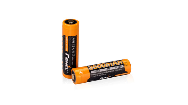 Fenix 3500 mAh Rechargeable 18650 Li-ion Battery