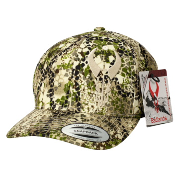 Badlands Snapback Approach Hat