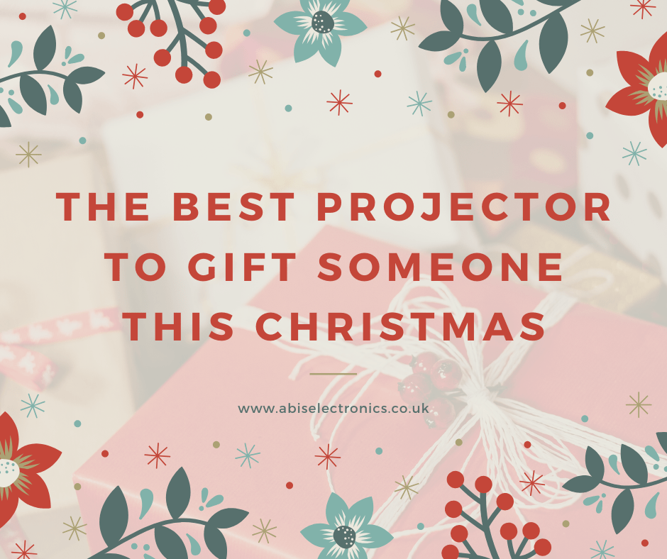 The Best Projector to Gift Someone this Christmas