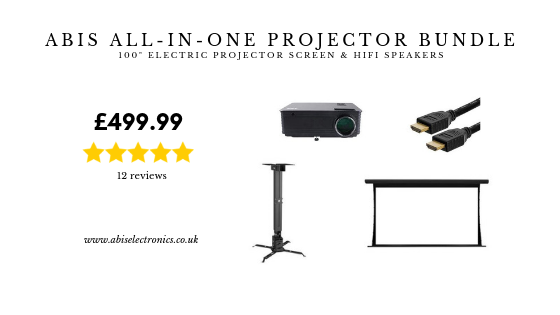 3 Reasons to Buy the ABIS Projector Bundle – ABIS Electronics