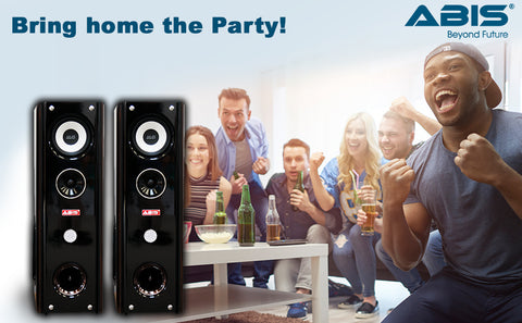ABIS Floor Standing Home Cinema Speakers Bluetooth | ABIS Electronics