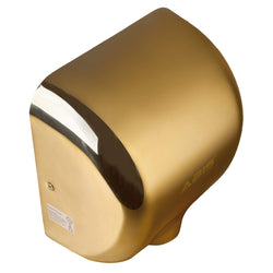 Excel-9 Stainless Steel Commercial Hand Dryer - Gold - ABIS