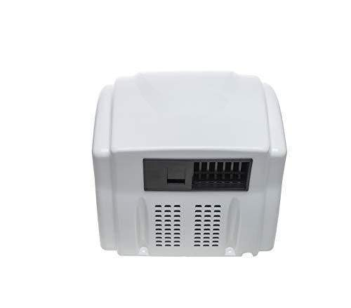 Express Automatic Electric Hand Dryer - White - ABIS