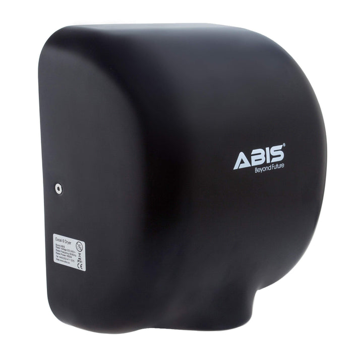 ABIS Excel-9 Hand Dryer - Black