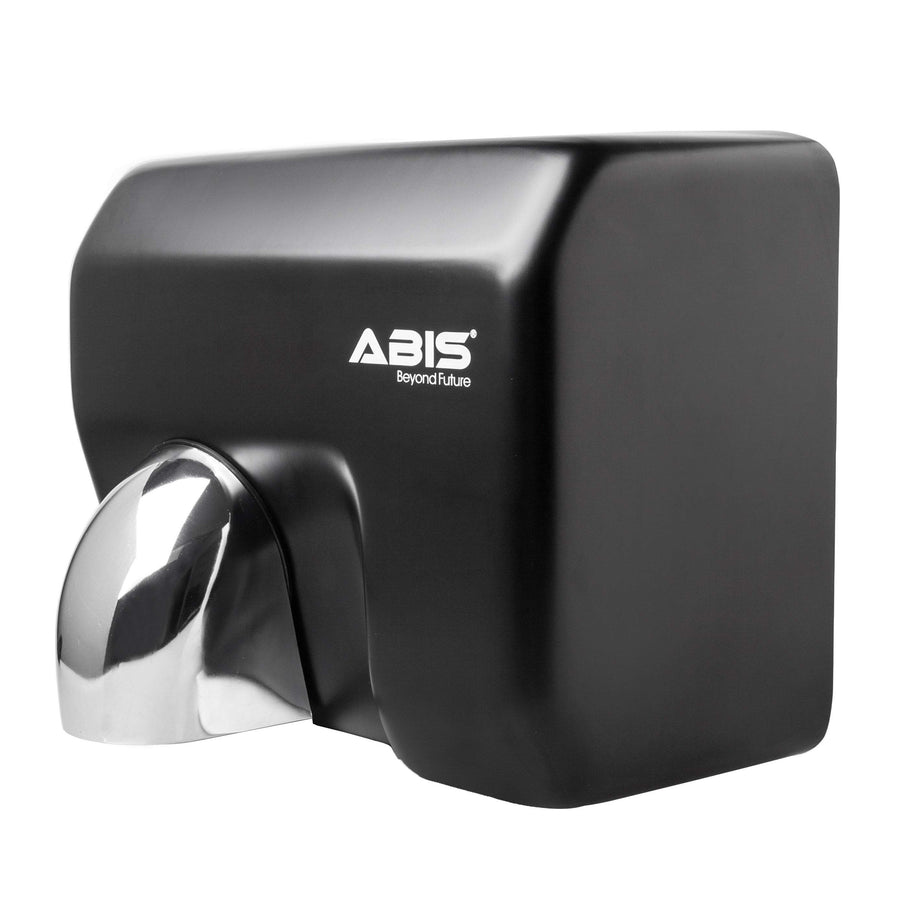 Storm Stainless Steel Commercial Hand Dryer - Black - ABIS
