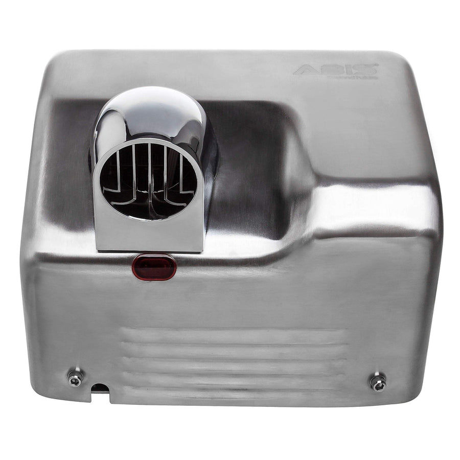 Storm Stainless Steel Commercial Hand Dryer - Chrome - ABIS