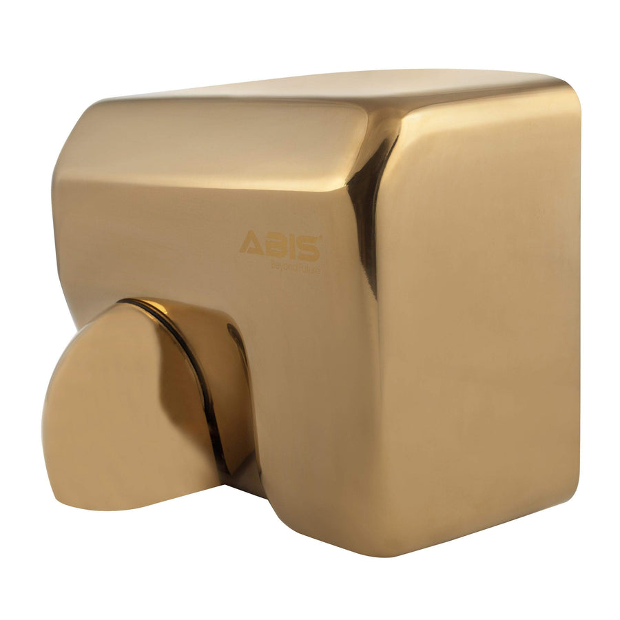 ABIS Storm Hand Dryer - Gold - ABIS Electronics