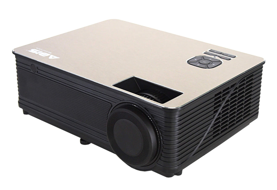 WiFi Bluetooth Advanced IPTV Smart Projector - HD6K 4Th Gen - ABIS