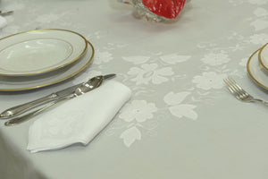 Handmade Madeira Embroidery Tablecloth