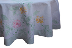 Madeira Embroidery tablecloth