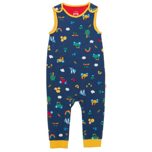 Farm Play Jumpsuit (Dungarees)