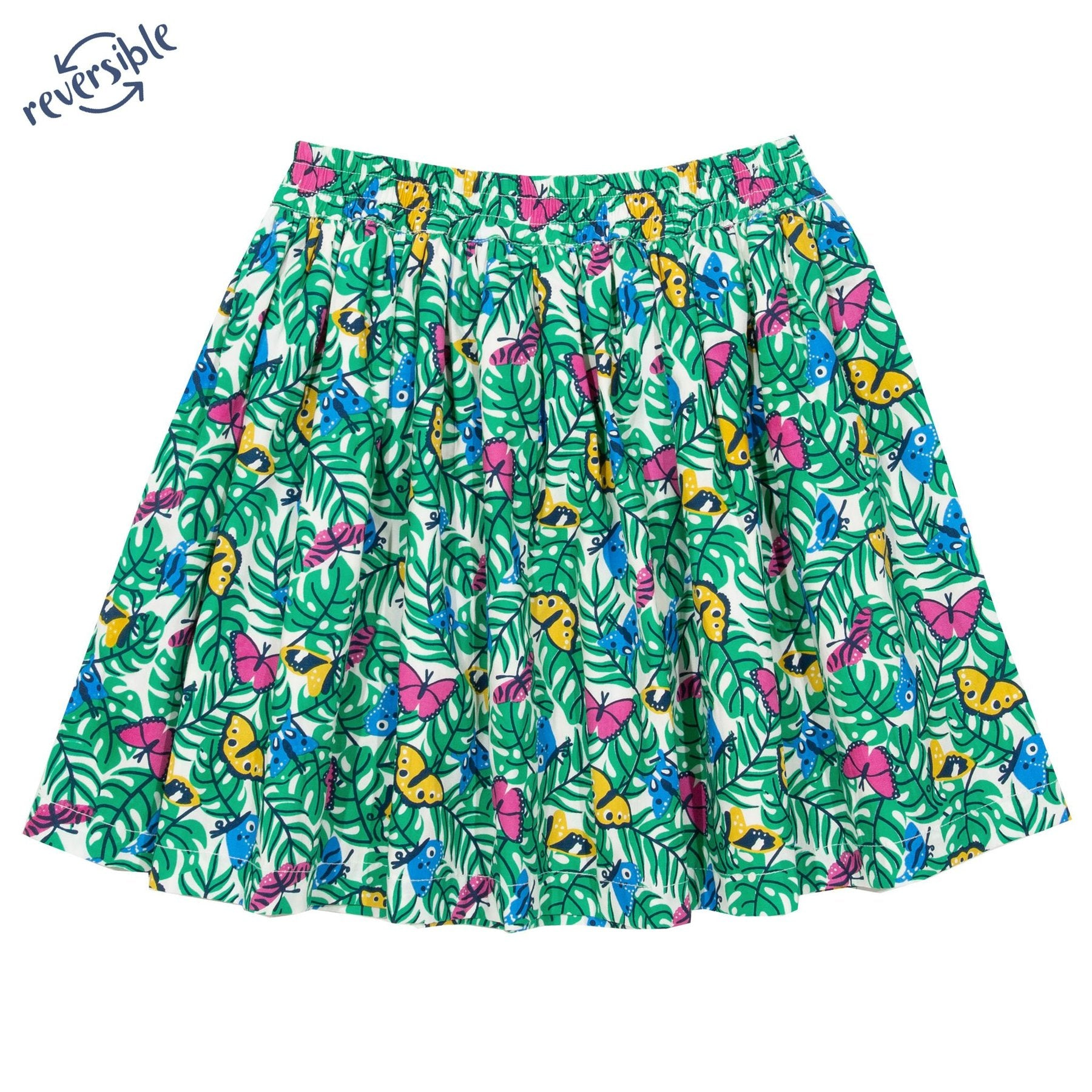 Flutterby Reversible Skirt