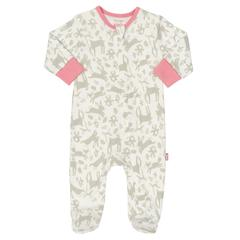 Toadstool Zippy Sleepsuit