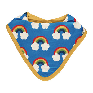 Bib Dribble -Rainbow Print