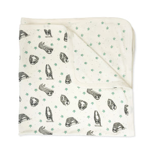 Reversible Blanket Sloths