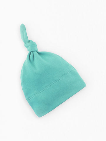 Colored Organics Classic Knotted Hat