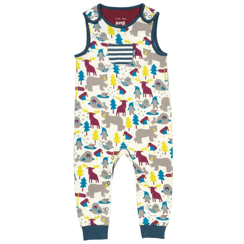 Ice Animals Dungarees