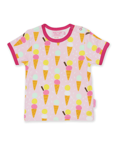Ice Cream Print T-Shirt