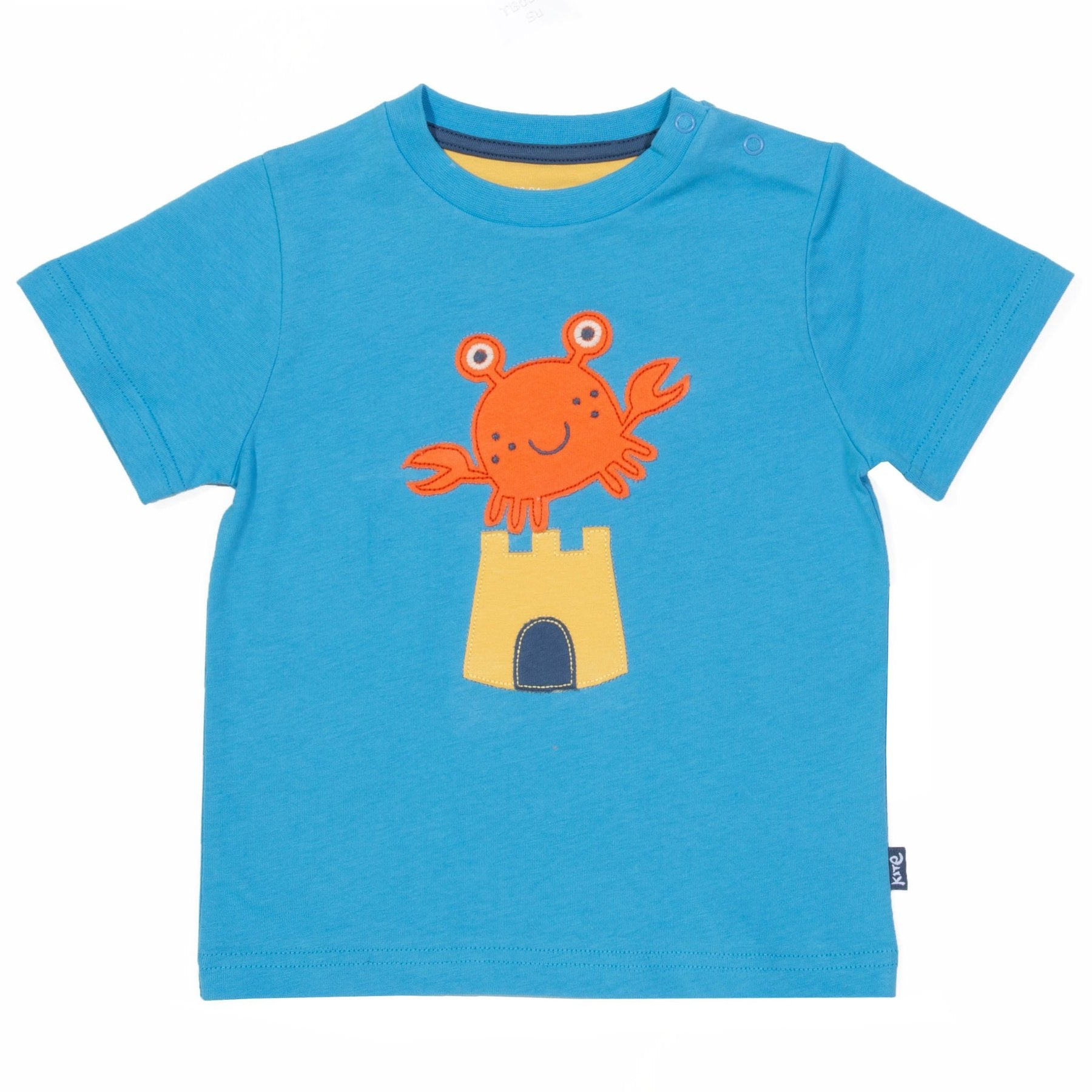 Crab & Castle T-Shirt
