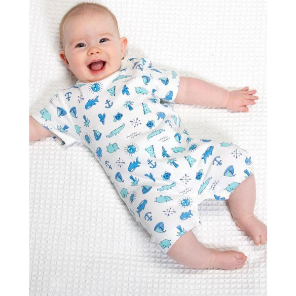 Baby Romper 'My World'