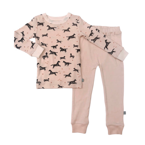 Pajama Set Wildhorses