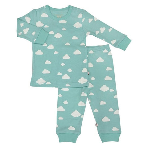 Organic Cotton/Soy Fiber Lounge set Clouds-Harbor