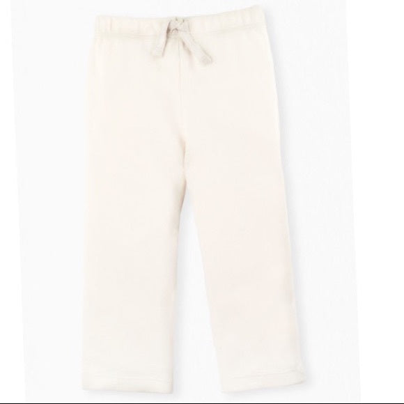 Baby Classic Yoga pants in Natural