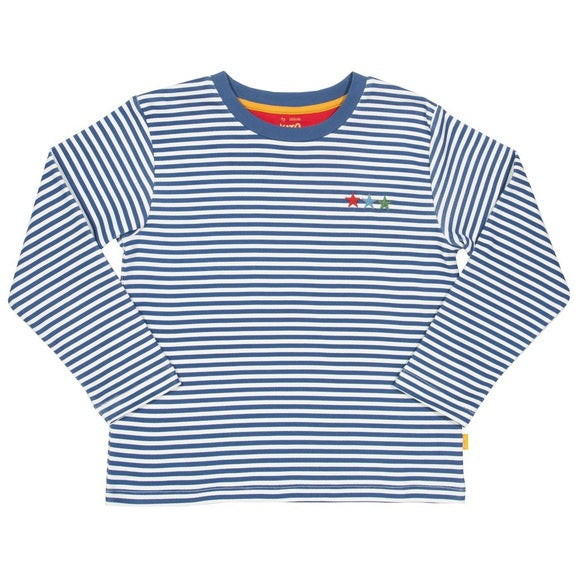 Stripe-Star Blue T-Shirt
