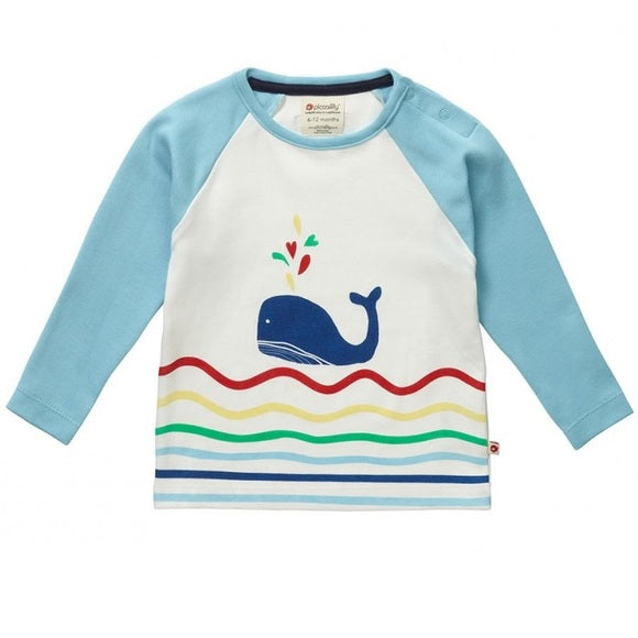 Baby Shower Gift Boy Set Whale/Fish theme