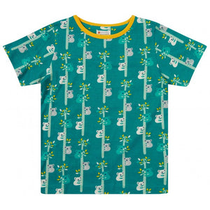 Short Sleeve T-Shirt -Koala Print