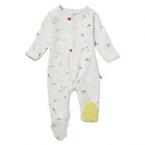 Nature Trail Footed Sleepsuit
