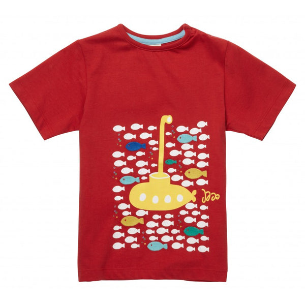 T-Shirt - Yellow Submarine