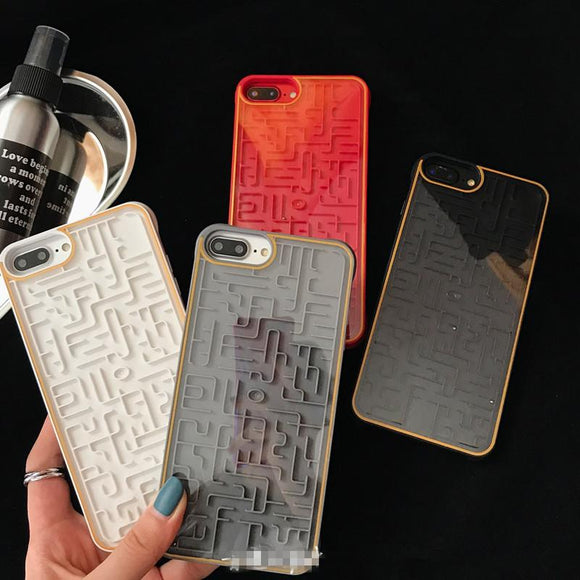 iPhone Maze Phone Case - Corg Co.