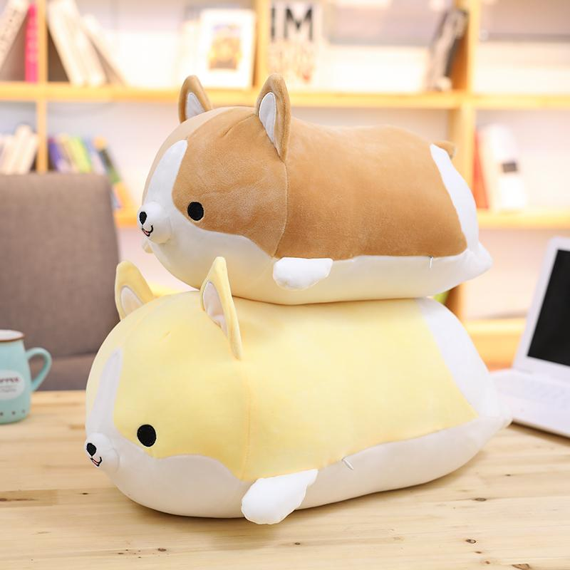Cute Corgi Plush Pillows Corg Co