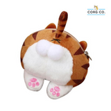 Cat Butt Coin Purse - Corg Co.