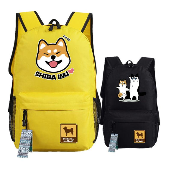 Shiba Inu Backpacks - Corg Co.