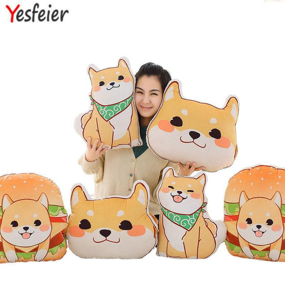 Shiba Inu Variety Pillows - Corg Co.