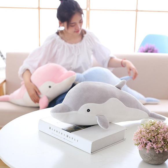 Adorable Plush Dolphins - Corg Co.