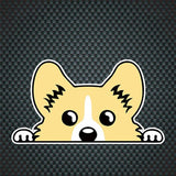 Corgi Sticker Decal - Corg Co.