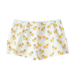 Corgi Pajama Shorts - Corg Co.