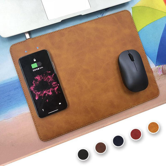 Wireless Charger Mouse Pad - Corg Co.